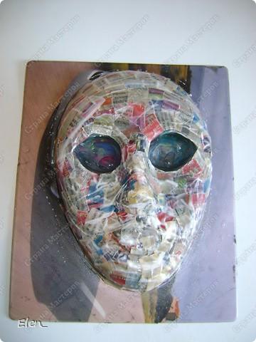 Выкладываю обещанный МК по изготовлению моей маски фото 4