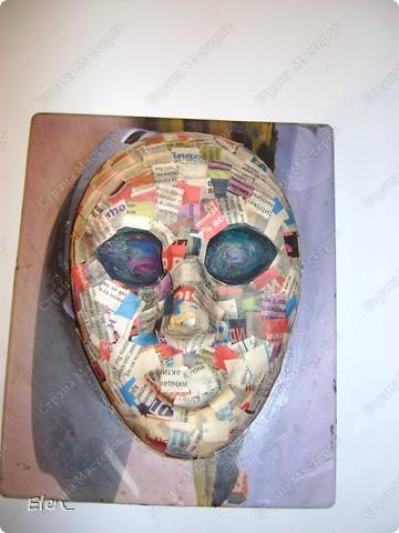 Выкладываю обещанный МК по изготовлению моей маски фото 5