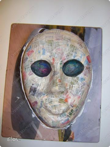 Выкладываю обещанный МК по изготовлению моей маски фото 6