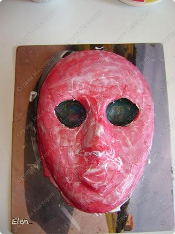 Выкладываю обещанный МК по изготовлению моей маски фото 7