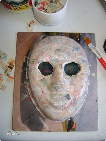 Выкладываю обещанный МК по изготовлению моей маски фото 8