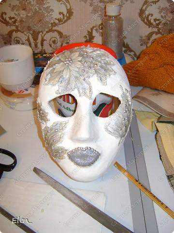 Выкладываю обещанный МК по изготовлению моей маски фото 13