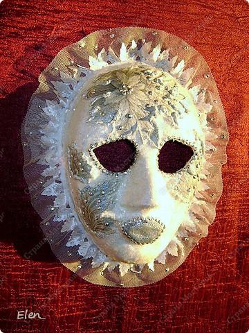 Выкладываю обещанный МК по изготовлению моей маски фото 14