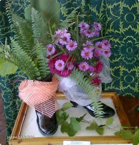 Наши цветочные композиции в разном стиле фото 2
