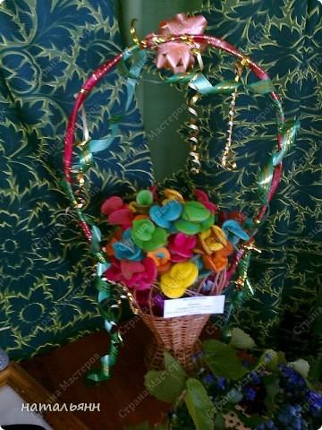 Наши цветочные композиции в разном стиле фото 3