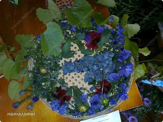 Наши цветочные композиции в разном стиле фото 4