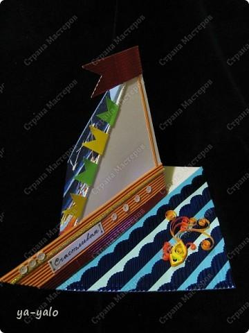 Вот, девочки, теперь у нас есть своя яхта. Океанская, как заказывали)))) фото 2