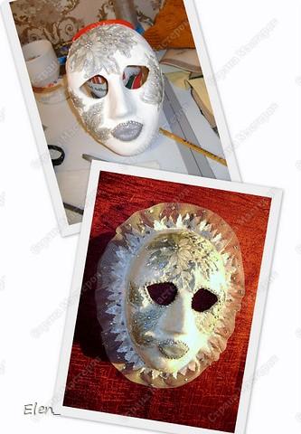 Выкладываю обещанный МК по изготовлению моей маски фото 1