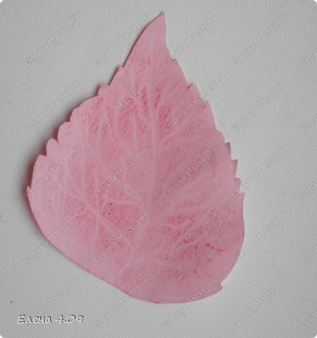 Хочу поделится идеей вот таких листочков. Может кому пригодится =) фото 14
