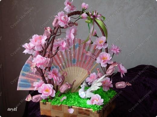 Хоть на улице ещё и холод,а так хочется весны, подарок для очаровательной девушки,которая не может дождаться тёплой весны. фото 1