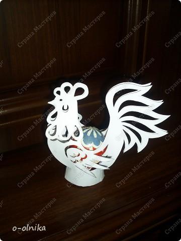 Украшение на пасхальное яйцо. фото 3