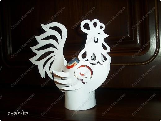 Украшение на пасхальное яйцо. фото 1