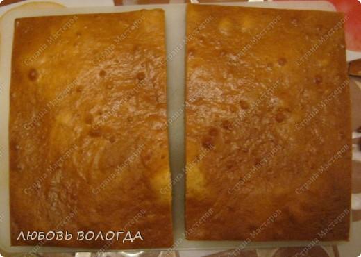 Предлагаю испечь шоколадно-медовый торт . Набор продуктов доступный, торт очень сытный и большой получается. Можно взять и половину всех ингредиентов, но придется снова печь на следующий день:)))) Проверено на своих домочадцах неоднократно фото 5