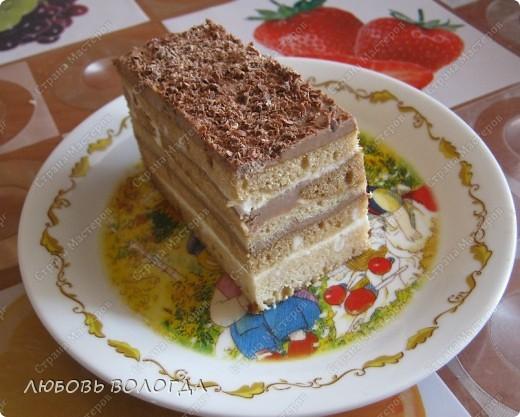 Предлагаю испечь шоколадно-медовый торт . Набор продуктов доступный, торт очень сытный и большой получается. Можно взять и половину всех ингредиентов, но придется снова печь на следующий день:)))) Проверено на своих домочадцах неоднократно фото 9