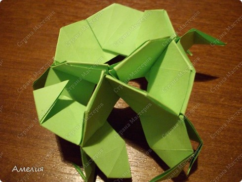 Сделаем цветы и основу к ним. Автор основы Томоко Фусе фото 86