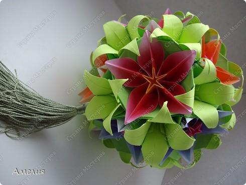 Сделаем цветы и основу к ним. Автор основы Томоко Фусе фото 1
