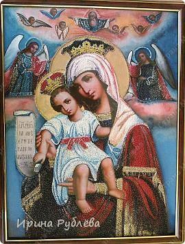 Семейные или родовые иконы - это давняя христианская традиция. Они передавались и оберегались поколениями, как знак  духовного единства семьи. Ими благословляли отправляющихся на войну солдат и новорожденных младенцев, перед ними молились о здравии родных и о семейном благополучии, совершали совместную (соборную) молитву. Образ Св. Киприяна и Устиньи. Считается оберегом семьи. Размещают напртив входной двери.  фото 12