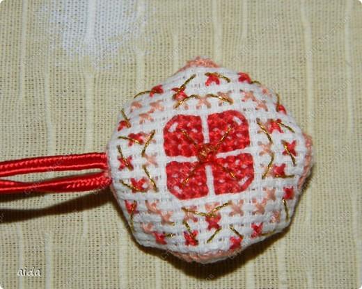 А вот и она...малютка бискорнюшка с сердечным мотивом... фото 2