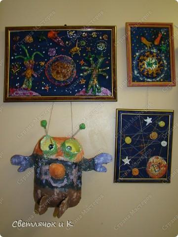 """Приглашаю на нашу виртуальную выставку """"Космос глазами детей"""" фото 6"""