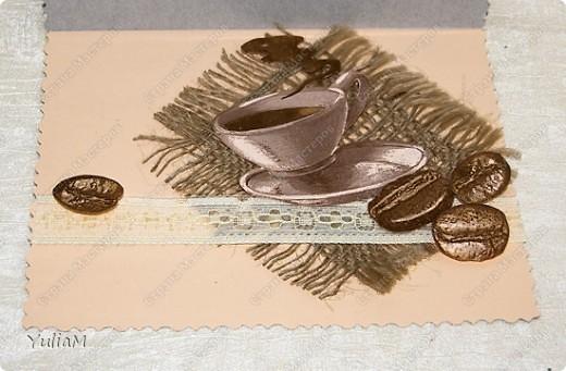 Когда-то я делала веточку цветов кофе. Очень она мне понравилась, поэтому сегодня предлагаю вашему вниманию мастер-класс по ее изготовлению и применению)))) фото 20