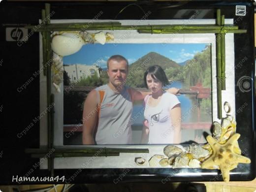 рамка в морском стиле)) фото 1