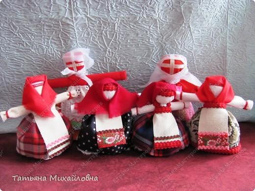 Вот мои православные куколки готовы встречать Пасху.  фото 6