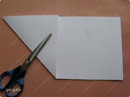 """У меня снова получилась детская и ОЧЕНЬ ПРОСТАЯ!!! открытка. За основу взята форма открытки-стойки """"УГОЛОК"""". Я уже делала две открытки с такой основой фото 17"""