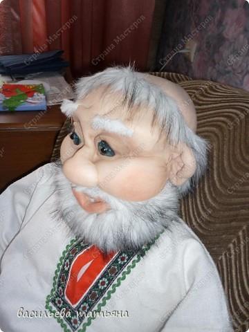 Куклы 23 февраля Шитьё Устин Акимыч фото 1