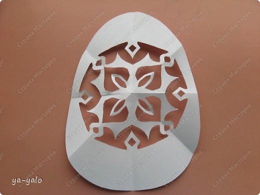"""Вот принимайте яйцо """"Почтичтофаберже"""" Подала мне сестра бредовую мысль сделать яйцо Фаберже. Ну я и сделала)))) фото 22"""