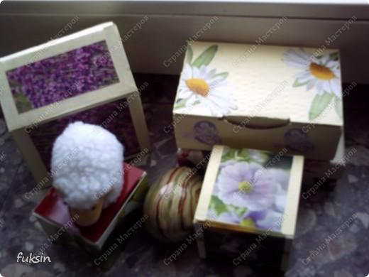 Коробки весенние.. )) фото 9