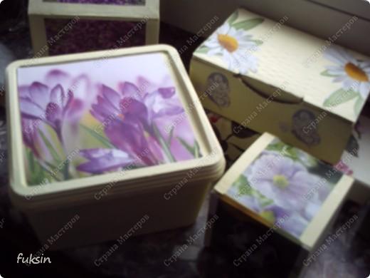 Коробки весенние.. )) фото 8
