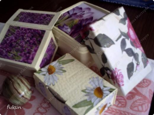 Коробки весенние.. )) фото 5