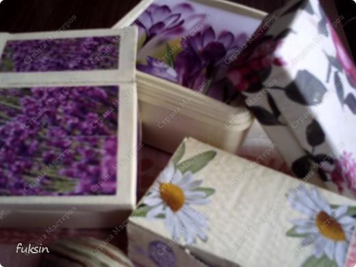 Коробки весенние.. )) фото 4