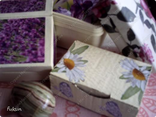 Коробки весенние.. )) фото 3