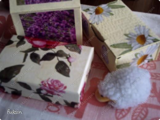 Коробки весенние.. )) фото 1