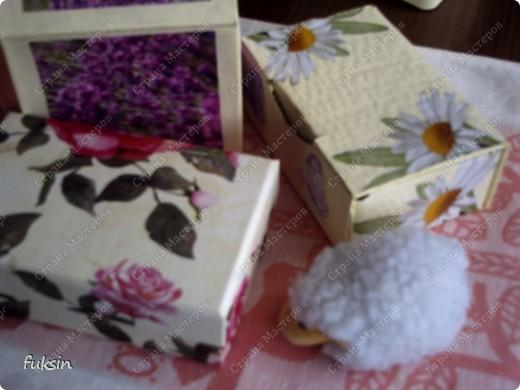 Коробки весенние.. )) фото 2
