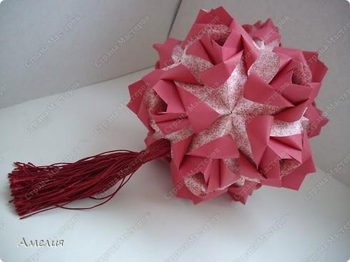 Кусудама Little Roses  фото 1