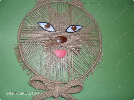 панно-котик фото 2