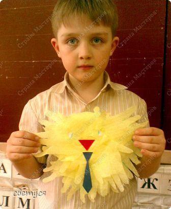 У Саши цыплёнок в галстуке фото 4