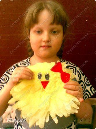 У Саши цыплёнок в галстуке фото 2