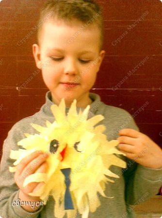 У Саши цыплёнок в галстуке фото 5