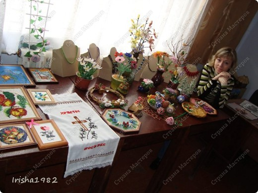 Отчетная выставка  2010 :)
