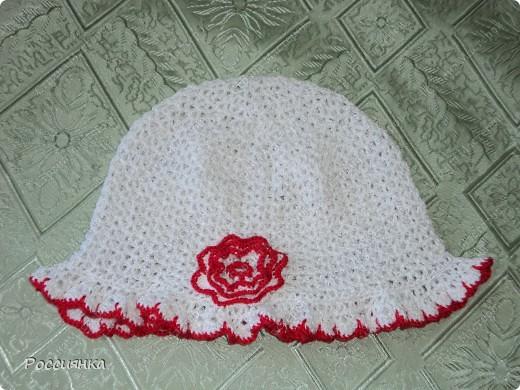 Вязание летних шапочек
