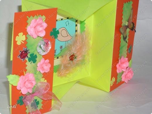 Эти открытки я сделала для наших любимых учителей в школу,подарим на Пасху,надеюсь им понравится! фото 4