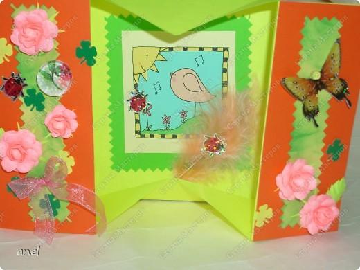 Эти открытки я сделала для наших любимых учителей в школу,подарим на Пасху,надеюсь им понравится! фото 5
