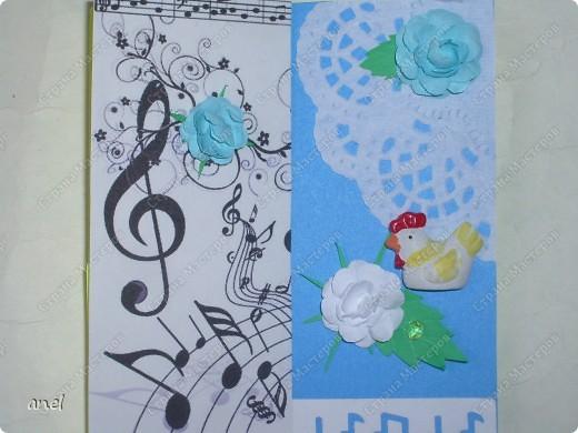 Эти открытки я сделала для наших любимых учителей в школу,подарим на Пасху,надеюсь им понравится! фото 8