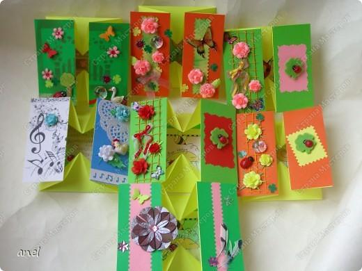Эти открытки я сделала для наших любимых учителей в школу,подарим на Пасху,надеюсь им понравится! фото 1