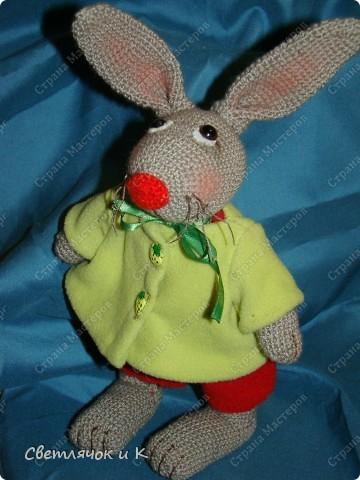 Вязунчики(часть 2) Зайцы-кролики фото 1