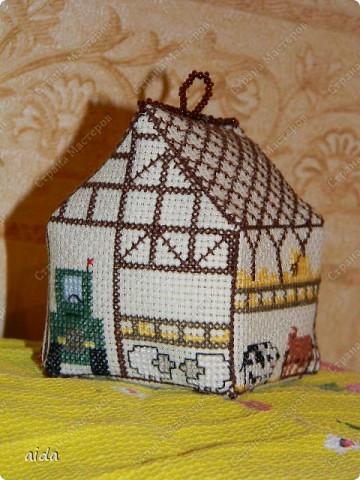 Вот дом. Который построил Джек.  фото 1