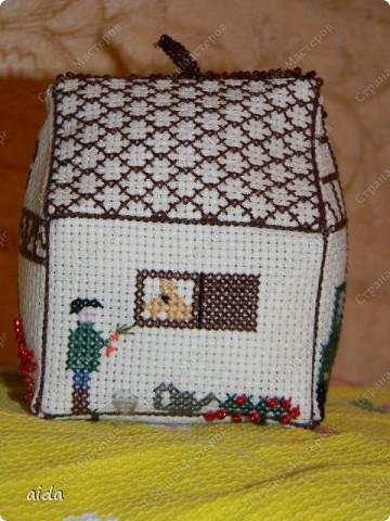 Вот дом. Который построил Джек.  фото 5